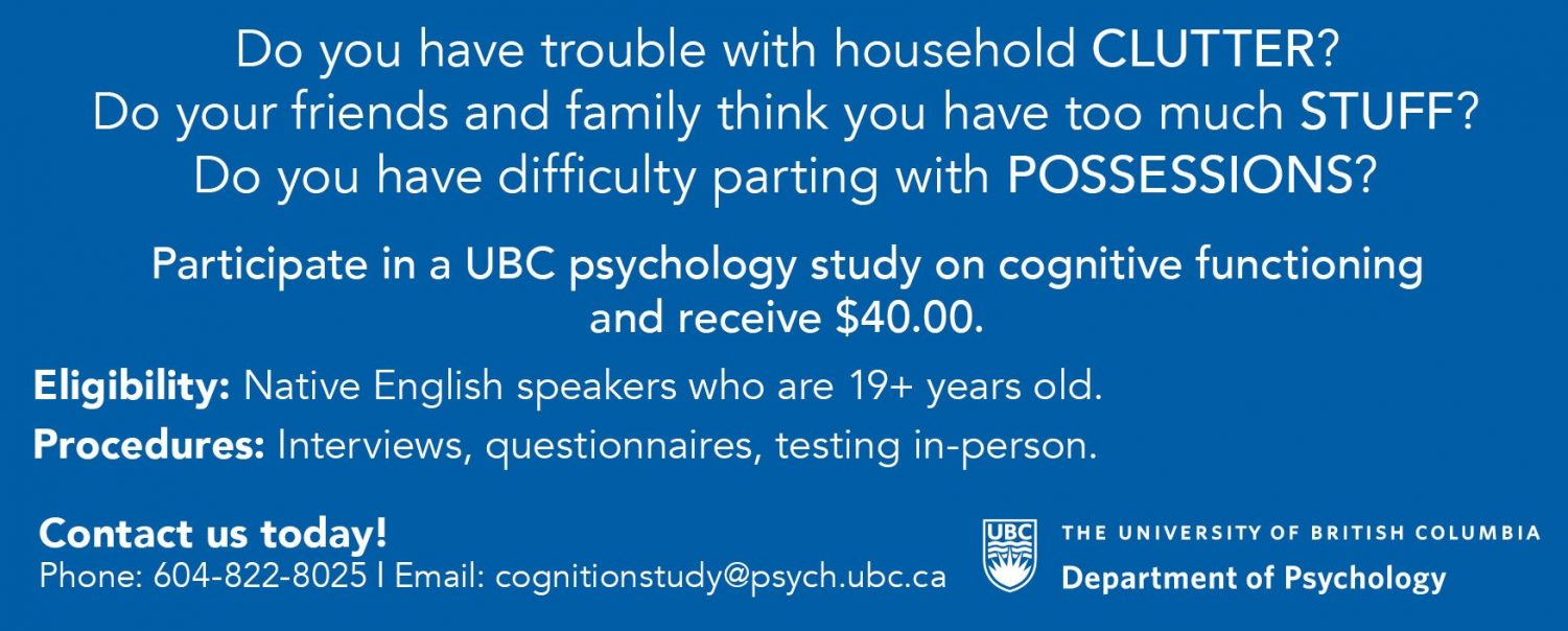 You are invited to participate in a psychology study!